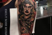 Traditional - Tattoo