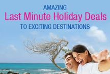 Last Minute Holiday Deals