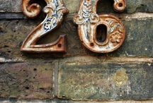 """House Number 26 / """"People are curious beings and the world is full of curious things - its no wonder then, that if something exists there's someone who will collect it."""" Jenny Gill, Matchbox Collection"""