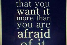 Motivation & Inspiration!! / by Heather Mason