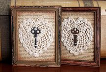 old lace crafts