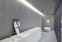 Bathroom Spaces / by Luis Ferreira