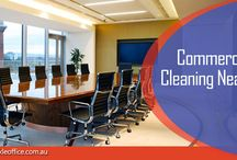 commercial cleaning near me