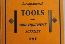 Vintage Tool Catalogues