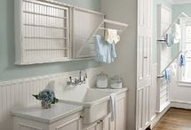 Laundry room / by Megan Decker