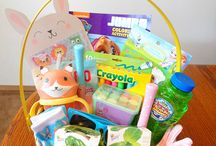 first easter basket