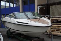 Vorführboote Caminada Werft / Liste aller Vorführboote