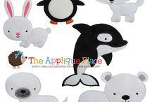 Applique Designs - The Applique Place