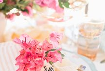 Brunch table ideas