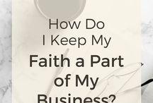 Faith and biz