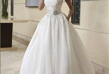 wedding ballgown