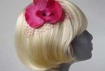 Imogen's Imagination- Hair Combs / All these designs are available to buy online