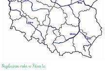 Mapy geografia