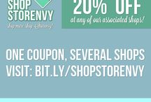Shop Storenvy / Group board dedicated to Shop Storenvy affiliated stores. Get to know us better at fb.com/shopstorenvy | Rules: max. of 2 items per shop a day; do not promote unrelated pins.