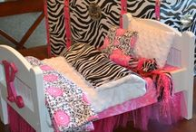 American Girl Bedding / by Deadra Dewbre