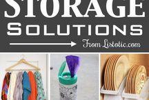 Organized things