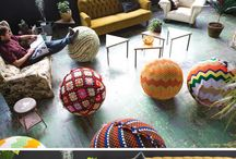 Yarn crafts / Knitting, crocheting, and whatever. / by Karen Caprioni