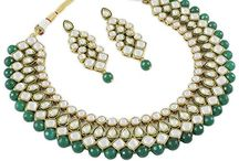 Women Bridal Kundan Necklace Set