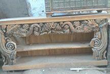 furniture / Wooden furniture