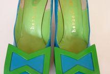 Sapatos incríveis