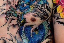 Tattoo Colours