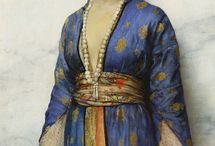 Beautiful Women in Painting