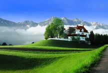 Holiday in AUSTRIA