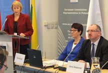 Łatwy handel przez Atlantyk / Transatlantyckie Partnerstwo na rzecz Handlu i Inwestycji (TTIP): szanse i wyzwania – to temat spotkania ekspertów Komisji Europejskiej ds. handlu z przedstawicielami ambasad, organizacji biznesowych, administracji publicznej i środowiska naukowego. Postęp negocjacji oraz oczekiwane efekty referował Denis Redonnet, Kierownik Wydziału Strategii Handlowej w Dyrekcji Generalnej ds. Handlu, koordynator informowania nt. TTIP w Komisji Europejskiej.