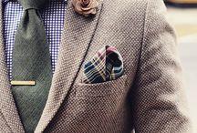 Inspiration vintage theme (pocket squares)