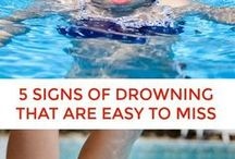 swimming and drowning