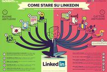 LINKEDIN TIPS / tutto per #ottimizzare il tuo #profilo #linkedin
