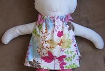 Dolly Dearest / Beautiful dolls to sew.  / by Emily Clawson