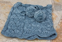 knit/ shawls,scarves
