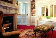 Maine Bed and Breakfast : Luxury Baths / The spacious rooms and luxurious private baths at Captain Lord Mansion will change your perspective on staying at a Maine Bed and Breakfast!