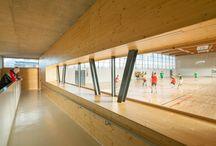Salle de sport / Equipement sportif