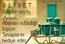 Sözler (turkish)