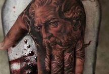 Tetovanie Rúk