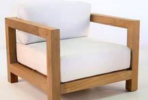 Deck meubels