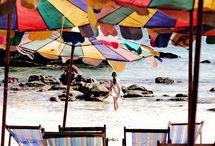 Beachy living