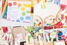 Art party / Custom themed Art Parties