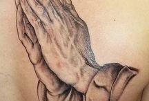 pray hand