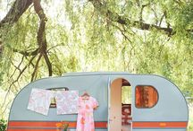 Vintage Campers - My Happy Place!