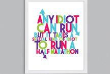 Running / by Ashley Keilman
