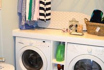 Laundry Room Makeover / by Tamara Ellenbecker