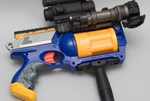 Nerf Gun Attachments / A collection of cool Nerf guns from here and there. by www.nerfgunattachments.com