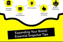 Snapchat Tips and Tricks / Snapchat has become a staple in the world of social media marketers. News, info, tips, and tricks, all about Snapchat.