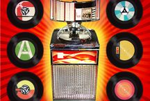 Jukebox - Great Vintage Jukebox Models / Great Vintage Jukebox Models