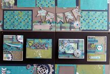Scrapbooking / by Ashli-Kay Cooper