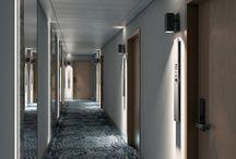 korytarz hotelowe