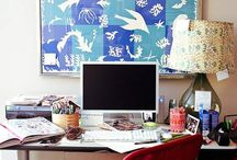 Downstairs Office / by Sarah Szpak